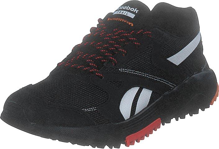 Reebok Lavante Terrain Black/white/instinct Red, Kengät, Tennarit ja Urheilukengät, Sneakerit, Musta, Miehet, 44