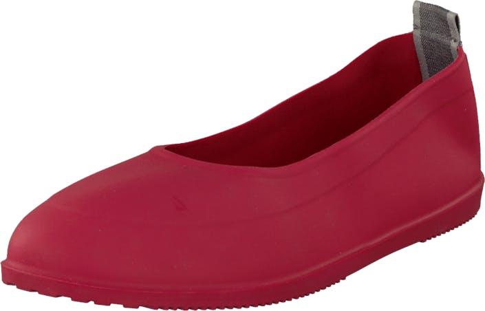 Brunngård McKenna Overshoes Chili Red, Kengät, Matalat kengät, Ballerinat, Punainen, Unisex, 36