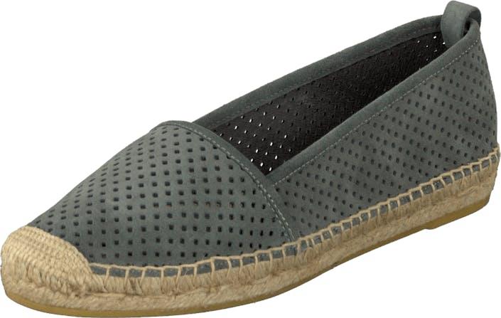 Billi Bi 150072053 Light grey suede, Kengät, Matalat kengät, Slip on, Harmaa, Naiset, 37