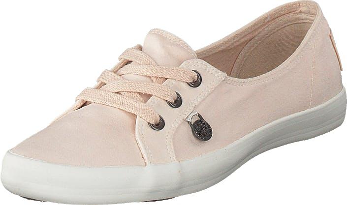 Odd Molly Why Knot Ballerina Mauve Chalk, Kengät, Matalat kengät, Kangaskengät, Harmaa, Beige, Naiset, 36