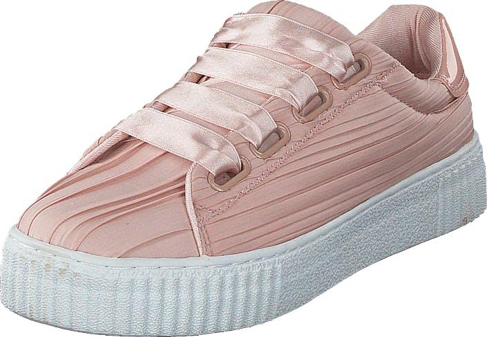 Vero Moda Ane Sneaker Peach Whip, Kengät, Tennarit ja Urheilukengät, Sneakerit, Vaaleanpunainen, Naiset, 37