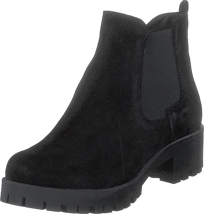 Image of Tamaris 25435-007 Black, Kengät, Bootsit, Chelsea boots, Musta, Naiset, 37