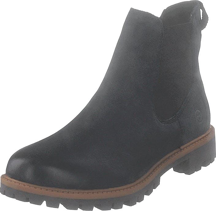 Image of Tamaris 25401-805 Navy, Kengät, Bootsit, Chelsea boots, Violetti, Vihreä, Naiset, 36