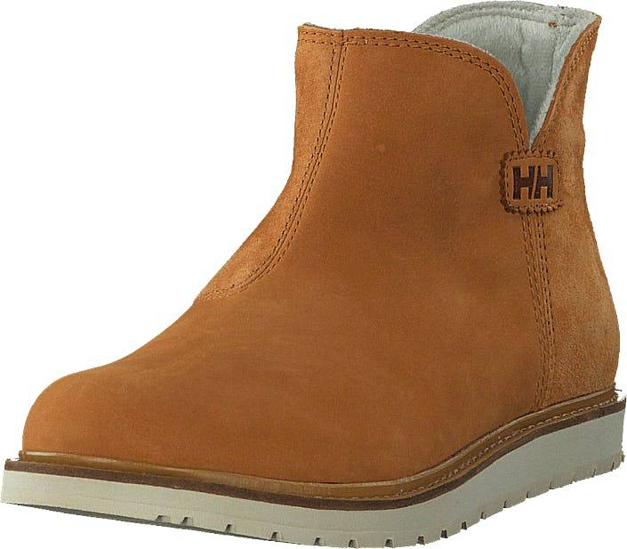 Image of Helly Hansen W Seraphina Demi New Wheat/natura, Kengät, Bootsit, Chelsea boots, Ruskea, Naiset, 40