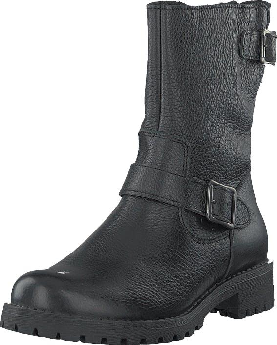 Image of Tamaris 1-1-26902-23 1 Black, Kengät, Bootsit, Korkeavartiset bootsit, Musta, Naiset, 36