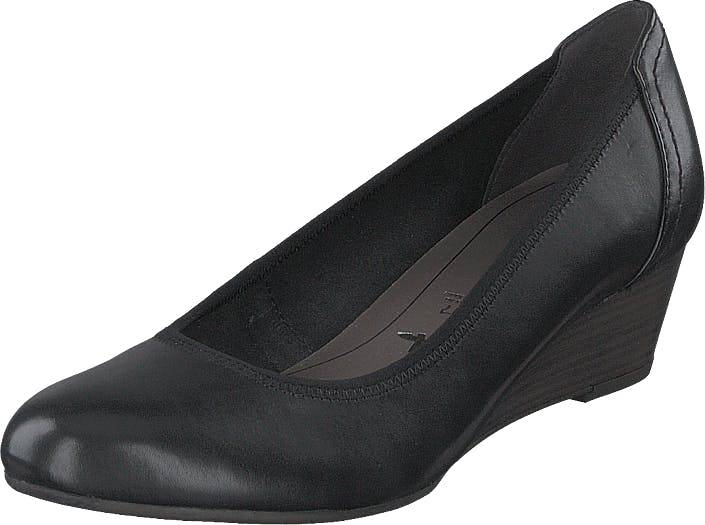 Image of Tamaris 1-1-22320-24 Svart, Kengät, Matalat kengät, Ballerinat, Musta, Naiset, 36
