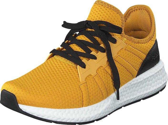 Polecat 441-6267 Yellow, Kengät, Tennarit ja Urheilukengät, Sneakerit, Keltainen, Unisex, 39