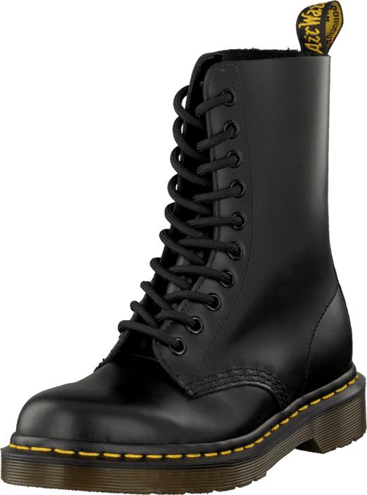 Dr Martens 1490 Black, Kengät, Bootsit, Kengät, Musta, Harmaa, Unisex, 36