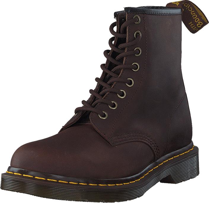 Dr Martens 1460 Gaucho, Kengät, Bootsit, Kengät, Musta, Unisex, 43