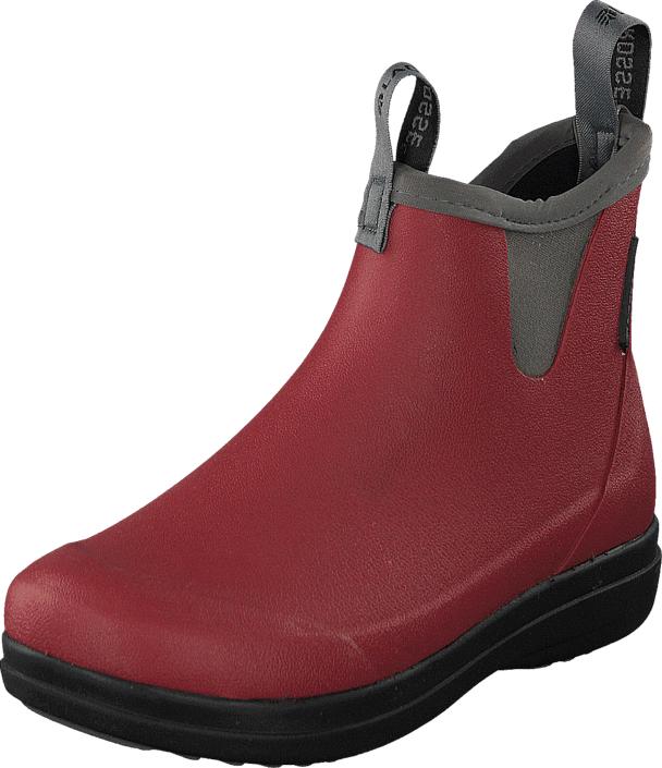 LaCrosse Hampton II Women Red, Kengät, Bootsit, Chelsea boots, Punainen, Naiset, 38
