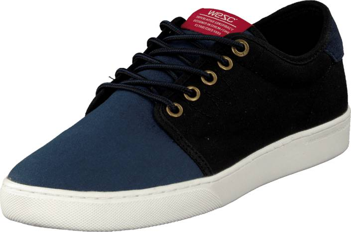 WeSC ODS02 - Off Deck Sneaker Insignia Blue, Kengät, Sneakerit ja urheilukengät, Varrettomat tennarit, Sininen, Miehet, 41