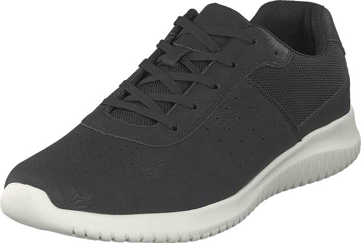 Polecat 435-0111 Black, Kengät, Sneakerit ja urheilukengät, Urheilukengät, Musta, Miehet, 42
