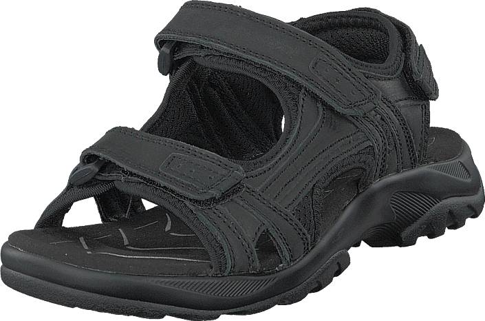 Soft Comfort Magnum Black, Kengät, Sandaalit ja tohvelit, Sporttisandaalit, Musta, Miehet, 42
