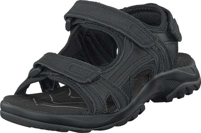 Soft Comfort Magnum Black, Kengät, Sandaalit ja tohvelit, Sporttisandaalit, Musta, Miehet, 45