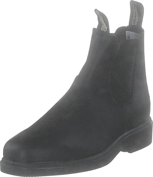 Blundstone 063 Leather Black, Kengät, Bootsit, Chelsea boots, Musta, Unisex, 40