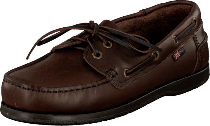 Henri Lloyd Field Cyclone Seafox, Kengät, Matalapohjaiset kengät, Purjehduskengät, Ruskea, Miehet, 45