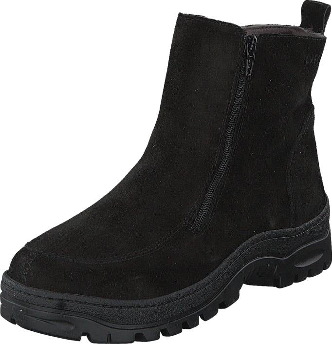 Ilves 756386M BLACK, Kengät, Bootsit, Chelsea boots, Musta, Miehet, 46