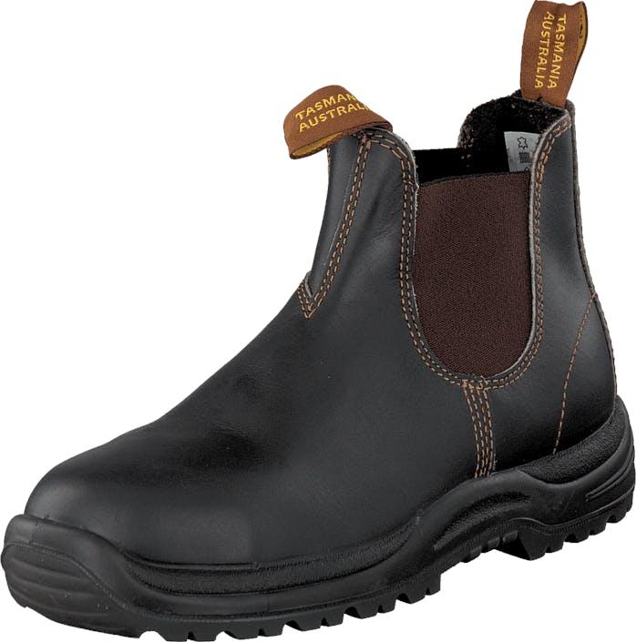 Blundstone Safety Boot, Kengät, Bootsit, Chelsea boots, Harmaa, Unisex, 39