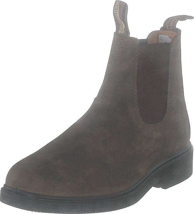 Blundstone 1306 Dress Boot Rustic Brown, Kengät, Bootsit, Chelsea boots, Ruskea, Unisex, 40