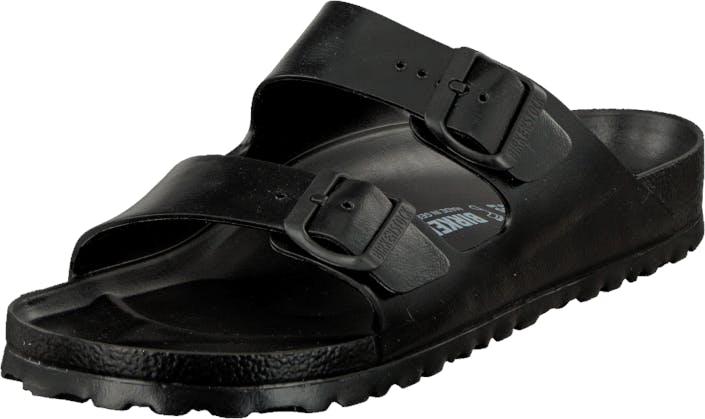Birkenstock Arizona EVA Regular Black, Kengät, Sandaalit ja Tohvelit, Sandaalit, Musta, Miehet, 45
