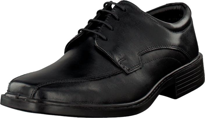 Senator 458-2128 Black, Kengät, Matalapohjaiset kengät, Juhlakengät, Musta, Miehet, 43