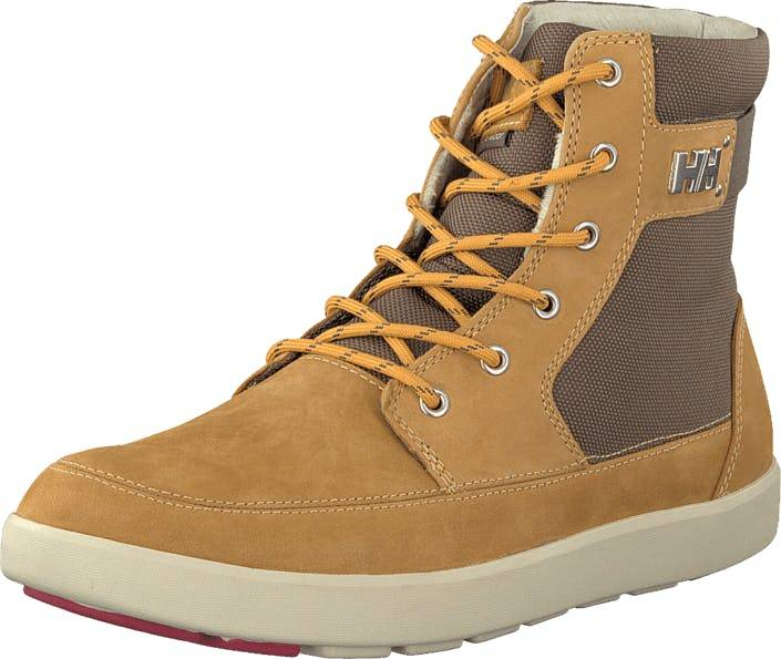 Image of Helly Hansen Stockholm New Wheat, Kengät, Bootsit, Kengät, Ruskea, Miehet, 44