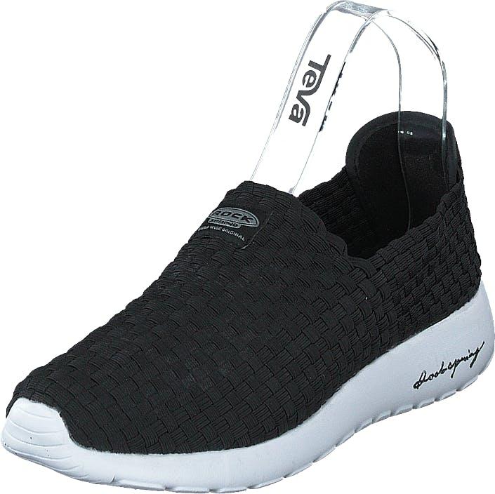 Rock Spring Orlando Black/Grey, Kengät, Matalapohjaiset kengät, Slip on, Harmaa, Musta, Miehet, 40