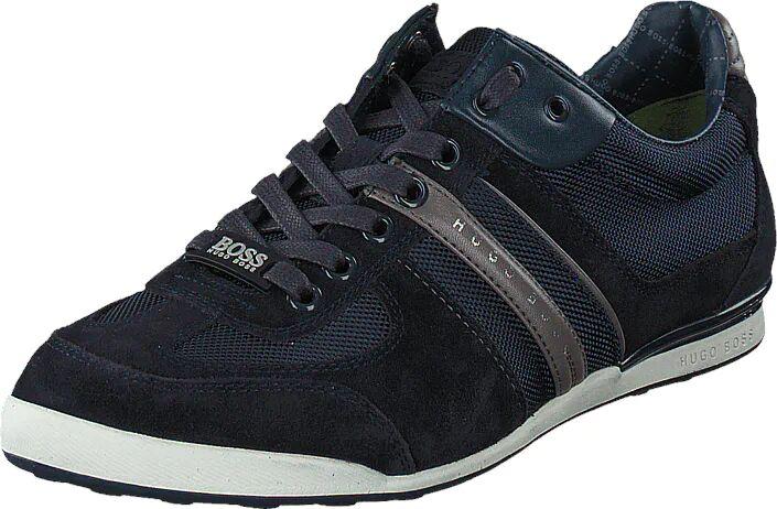 Image of Hugo Boss Boss Green - Hugo Boss Akeen Open Blue, Kengät, Matalapohjaiset kengät, Kävelykengät, Sininen, Miehet, 41