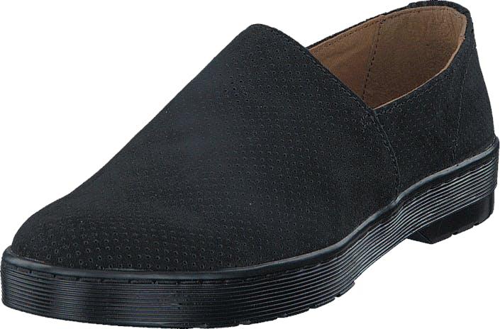 Image of Dr Martens Plano Black, Kengät, Matalapohjaiset kengät, Loaferit, Musta, Miehet, 46