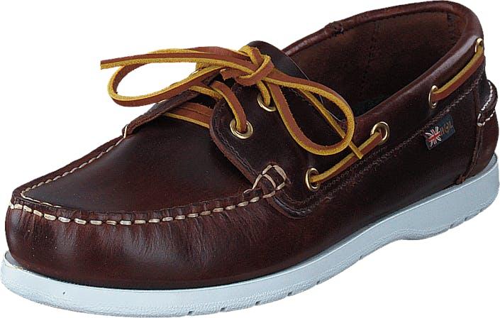 Henri Lloyd Arkansas Cyclone Seafox, Kengät, Matalapohjaiset kengät, Purjehduskengät, Ruskea, Miehet, 43