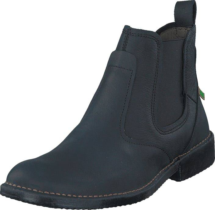 Image of El Naturalista NG22 Yugen Black, Kengät, Bootsit, Chelsea boots, Harmaa, Miehet, 44