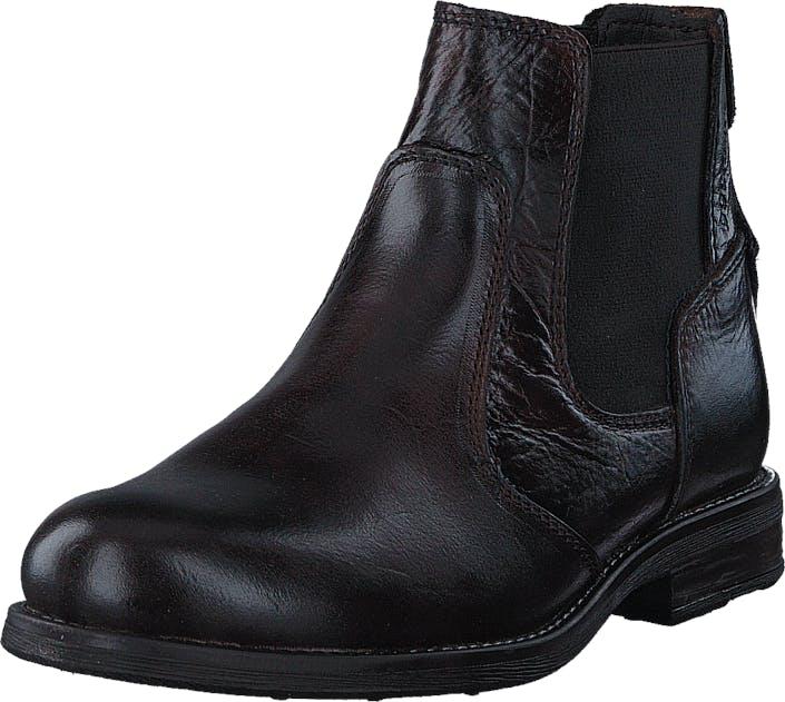 Dockers by Gerli 41MT003100410 Brown, Kengät, Bootsit, Chelsea boots, Violetti, Miehet, 40