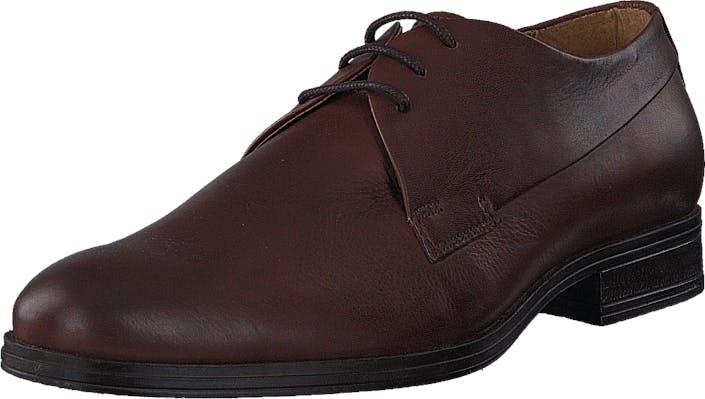 Jack & Jones Sammy Leather Cognac, Kengät, Matalapohjaiset kengät, Juhlakengät, Ruskea, Miehet, 42
