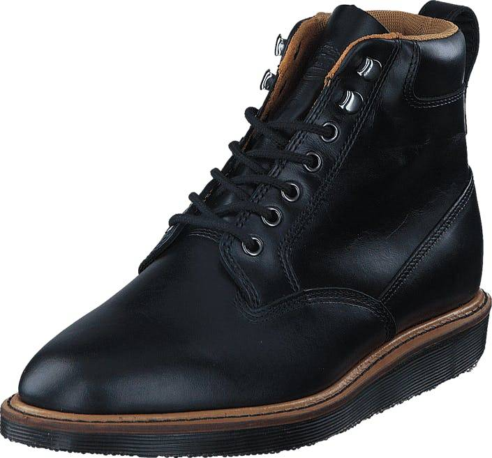 Image of Dr Martens Omari Black, Kengät, Bootsit, Chelsea boots, Musta, Miehet, 40