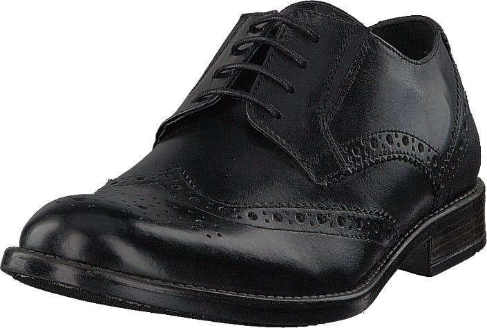 Senator 479-1043 Premium Black, Kengät, Matalapohjaiset kengät, Juhlakengät, Harmaa, Miehet, 41