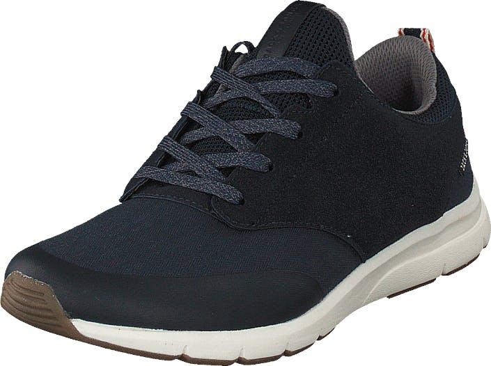 Jack & Jones Bolton Navy Blazer, Kengät, Sneakerit ja urheilukengät, Tennarit, Sininen, Miehet, 40