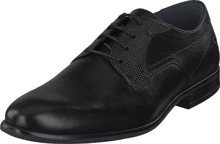 Dockers by Gerli 100100 Black, Kengät, Matalat kengät, Juhlakengät, Musta, Miehet, 44