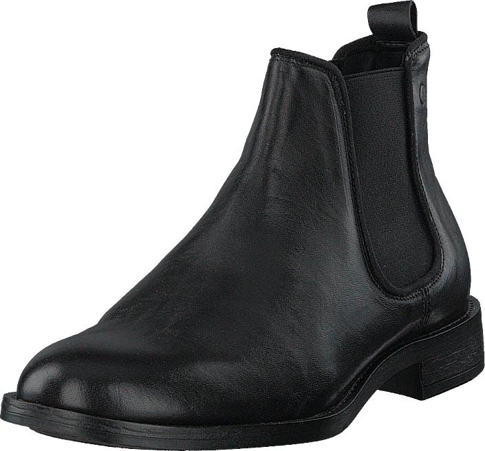 Sneaky Steve Lomond Black Eco, Kengät, Bootsit, Chelsea boots, Musta, Miehet, 45