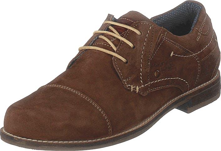 Senator 451-7568 Brown, Kengät, Matalapohjaiset kengät, Juhlakengät, Ruskea, Miehet, 43