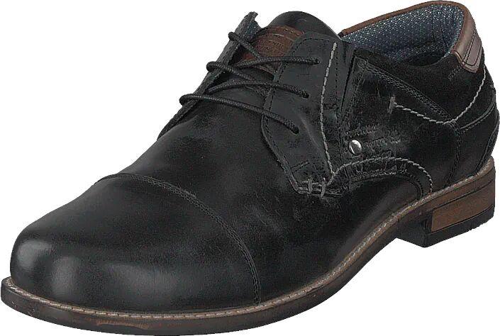 Senator 451-6568 Black, Kengät, Matalapohjaiset kengät, Juhlakengät, Musta, Miehet, 43