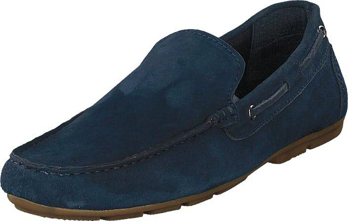 Senator 451-6220 Navy Blue, Kengät, Matalapohjaiset kengät, Loaferit, Sininen, Miehet, 40