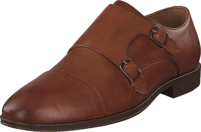 Senator 451-1254 Cognac, Kengät, Matalapohjaiset kengät, Juhlakengät, Ruskea, Miehet, 44