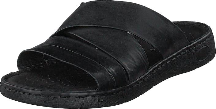 Senator 451-1237 Black, Kengät, Sandaalit ja tohvelit, Flip Flopit, Musta, Miehet, 42