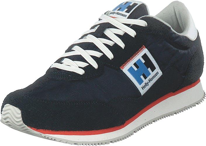 Image of Helly Hansen Ripples Low-cut Sneaker Navy, Kengät, Sneakerit ja urheilukengät, Sneakerit, Sininen, Miehet, 43