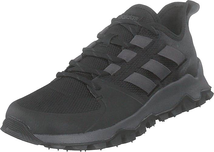 Adidas Sport Performance Kanadia Trail Cblack/grefiv/gretwo, Kengät, Tennarit ja Urheilukengät, Sneakerit, Musta, Miehet, 41