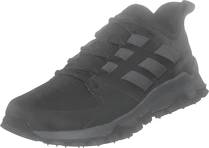 Adidas Sport Performance Kanadia Trail Cblack/grefiv/gretwo, Kengät, Tennarit ja Urheilukengät, Sneakerit, Musta, Miehet, 43