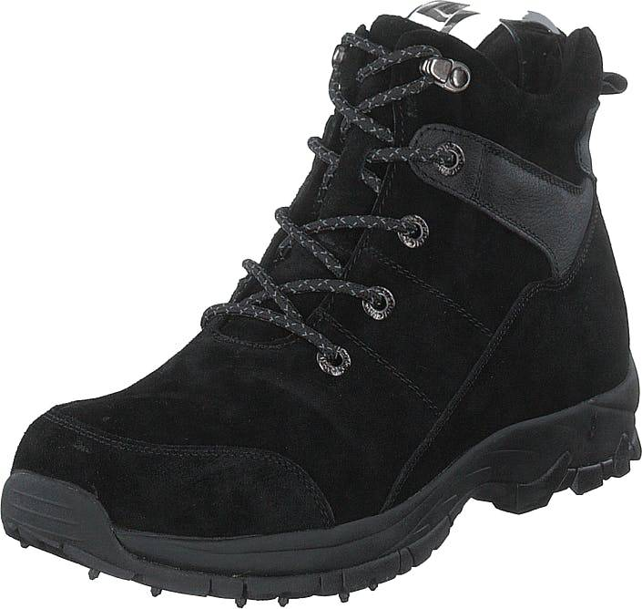 Eskimo Gaen Black, Kengät, Bootsit, Vaelluskengät, Musta, Miehet, 43