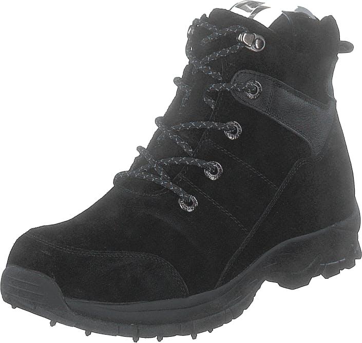 Eskimo Gaen Black, Kengät, Bootsit, Vaelluskengät, Musta, Miehet, 41