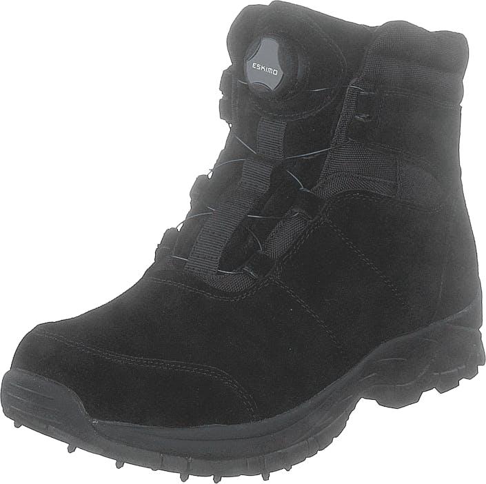 Eskimo Thrill Black, Kengät, Bootsit, Vaelluskengät, Musta, Miehet, 43