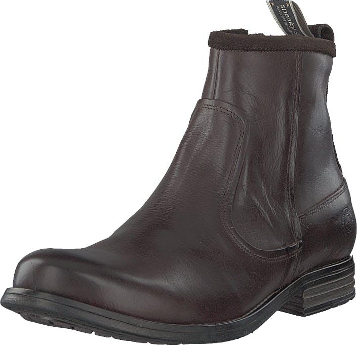 Sneaky Steve Marshal Brown, Kengät, Bootsit, Chelsea boots, Harmaa, Miehet, 41
